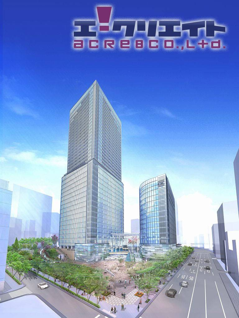 建築CGパースサンプル111