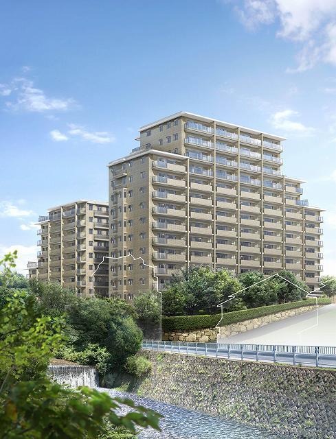 建築CGパースサンプルrokkou_an601.jpg